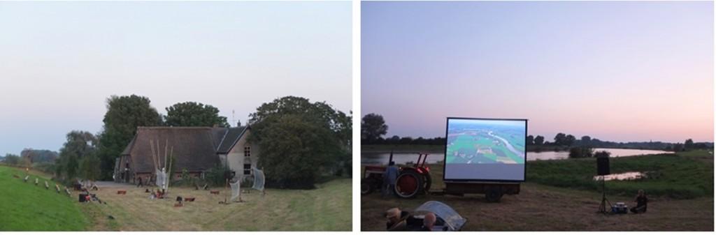 Afscheidsavond boerderij 't Halfvasten langs IJssel