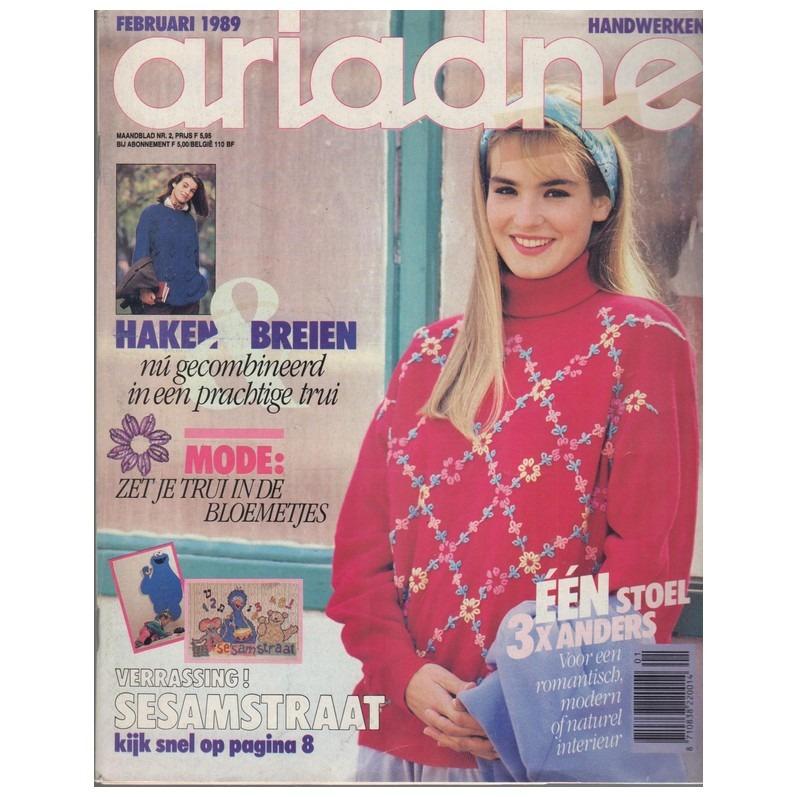 Ariadne februari 1989