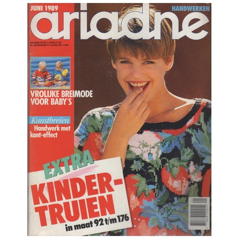 Ariadne juni 1989