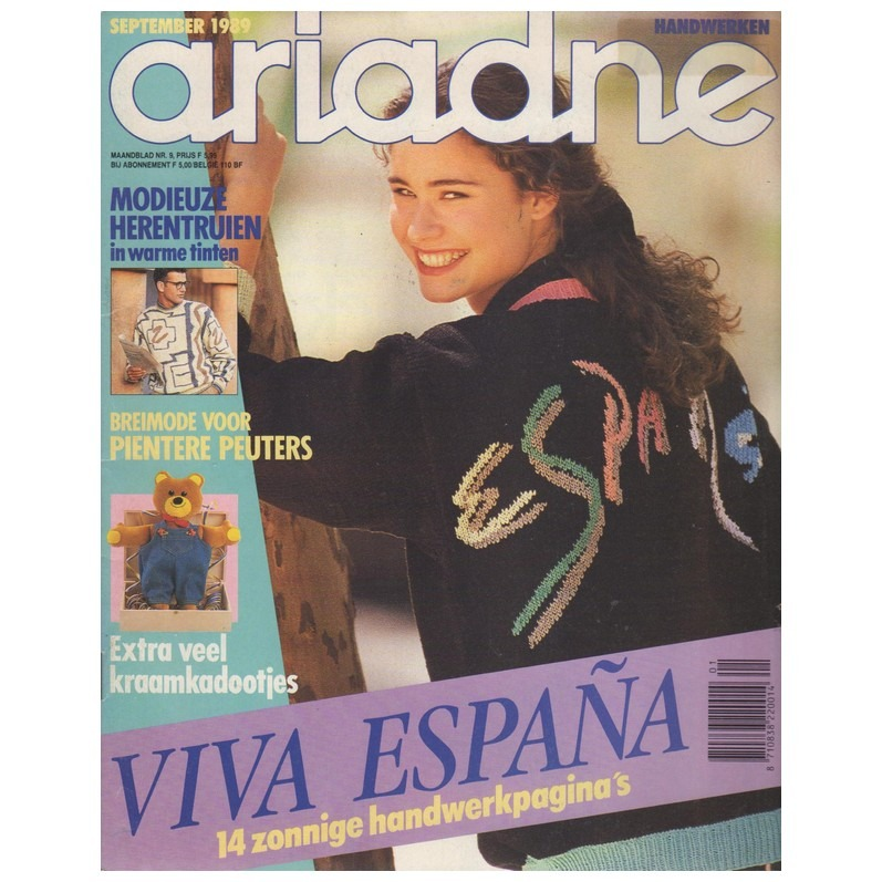 Ariadne september 1989
