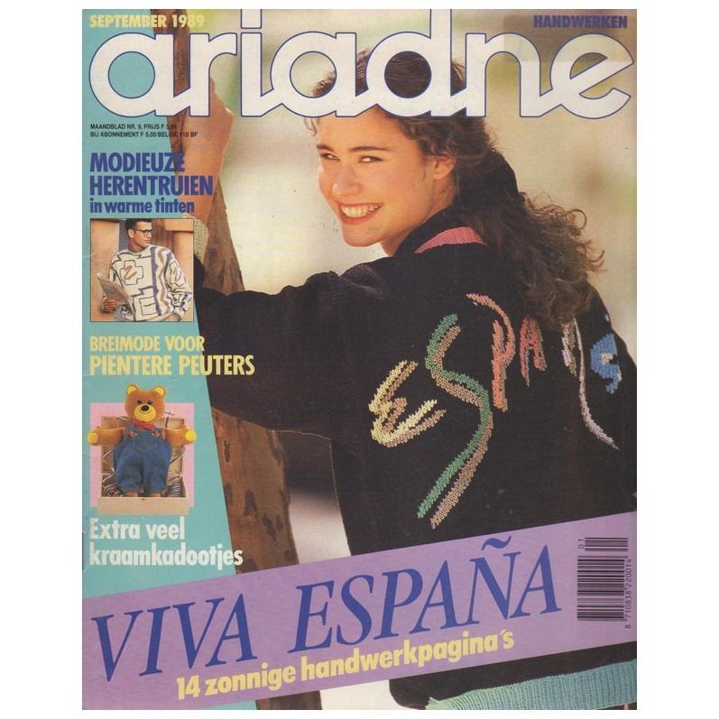 Ariadne september 1989