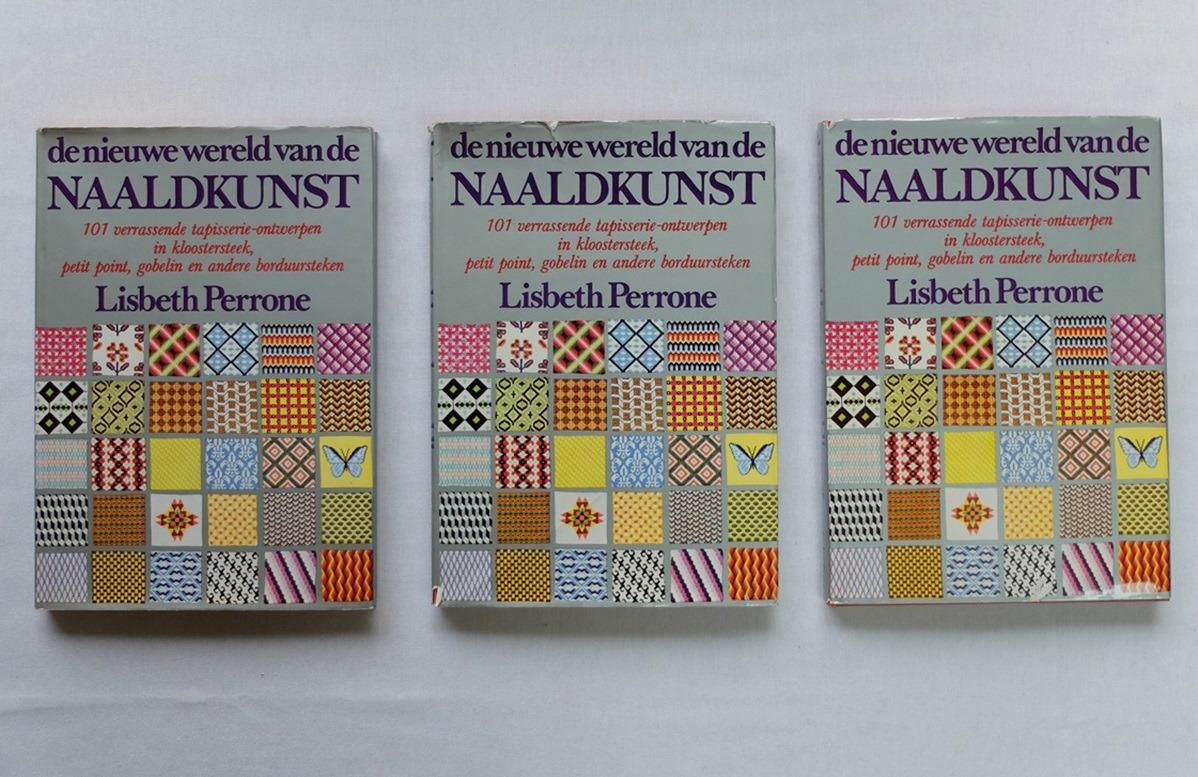 Boeken Nieuwe wereld van de naaldkunst