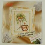 Lanarate borduurpakketje plant en kroon
