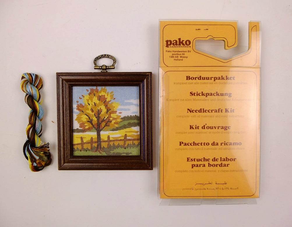 Borduurpakketje Pako Boom