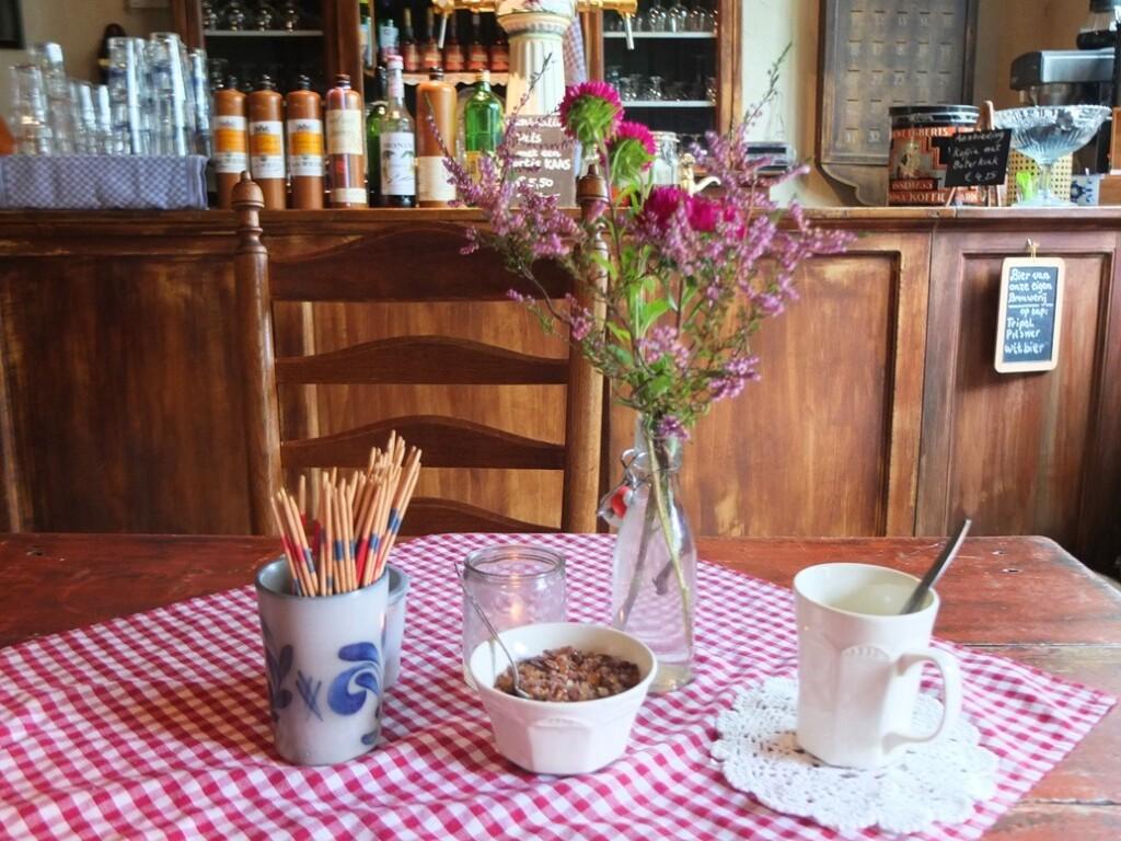 Café in Openluchtmuseum Arnhem