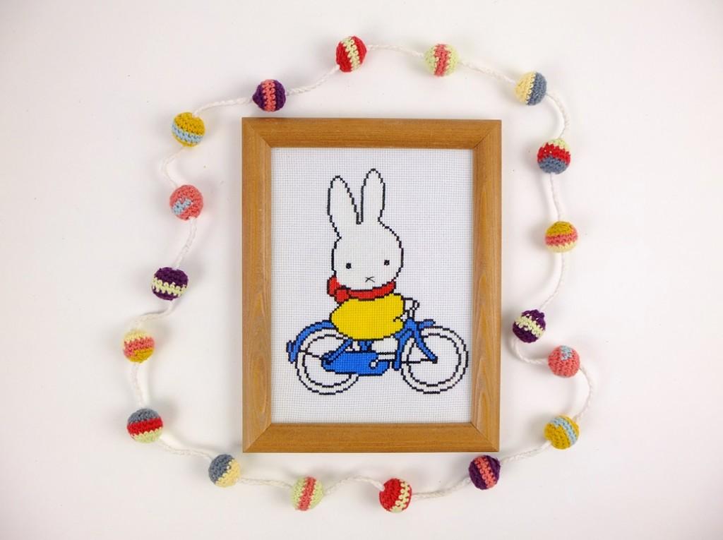 Nijntje-op-de-fiets