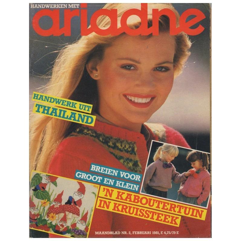 Ariadne februari 1981