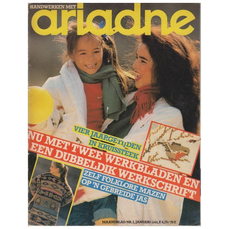 Ariadne januari 1981