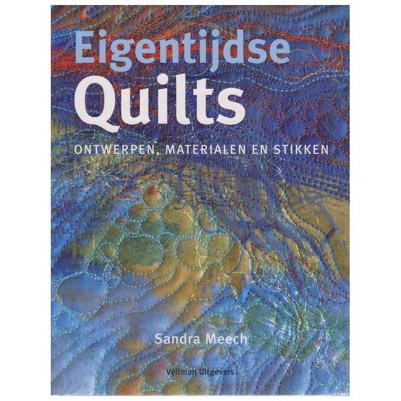 Boek Eigentijdse quilts