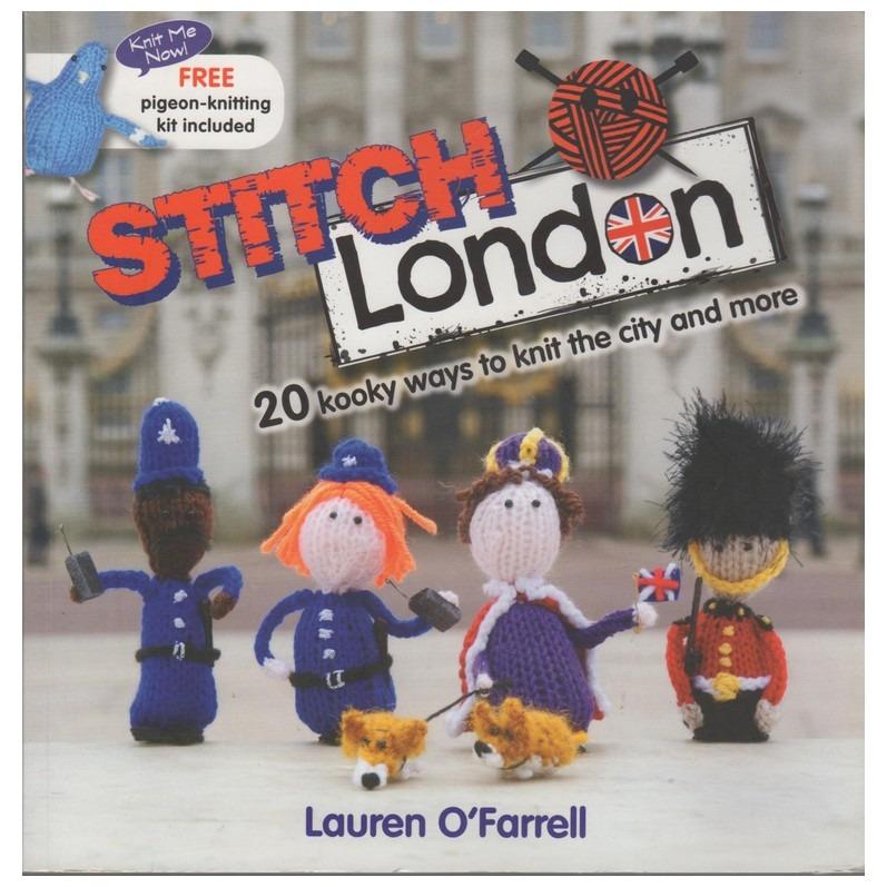 Boek Stitch London