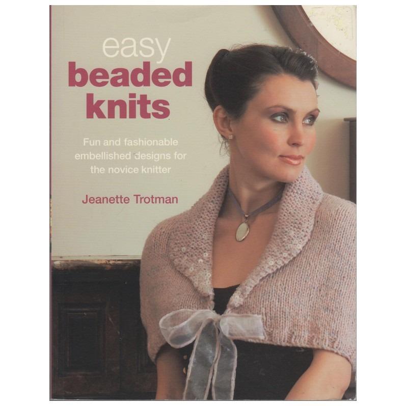 Boek easy Beaded knits