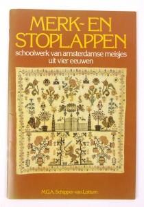 Boek merk- en stoplappen