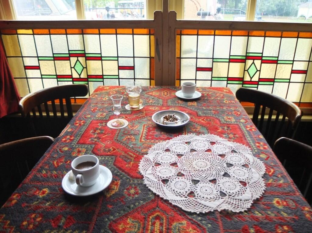 Café Westerstraat in Openluchtmuseum