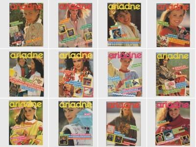 Collage Ariadne jaargang 1981
