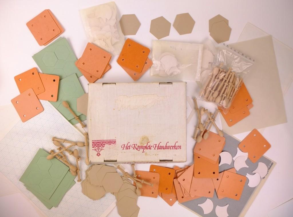 Materiaalpakket Het Komplete Handwerken