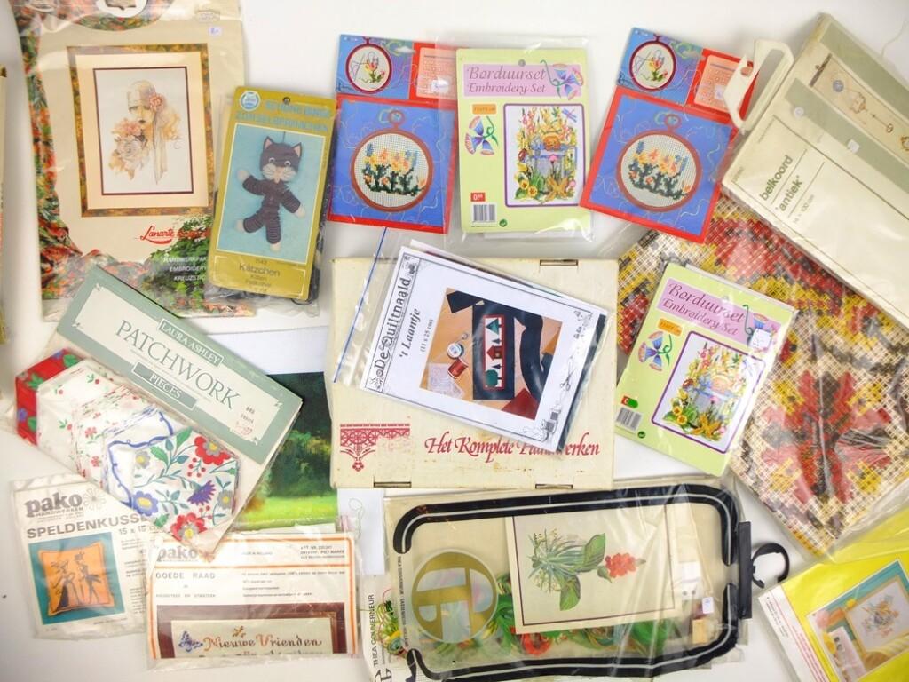Materiaalpaketten handwerken