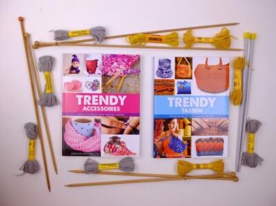 Trendy tassen en trendy assecoires