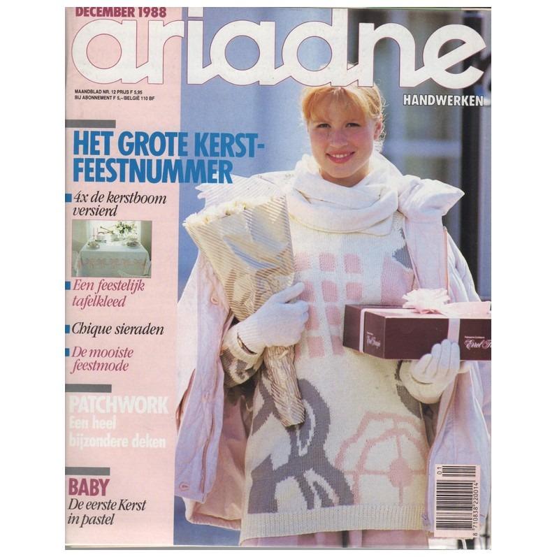 Ariadne december 1988
