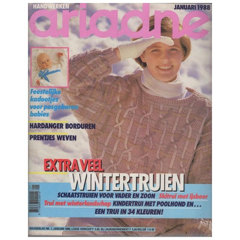 Ariadne januari 1988