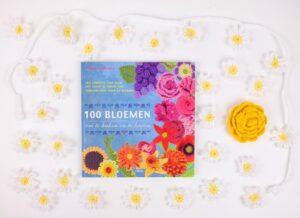 Boek 100 bloemen om te haken en te breien