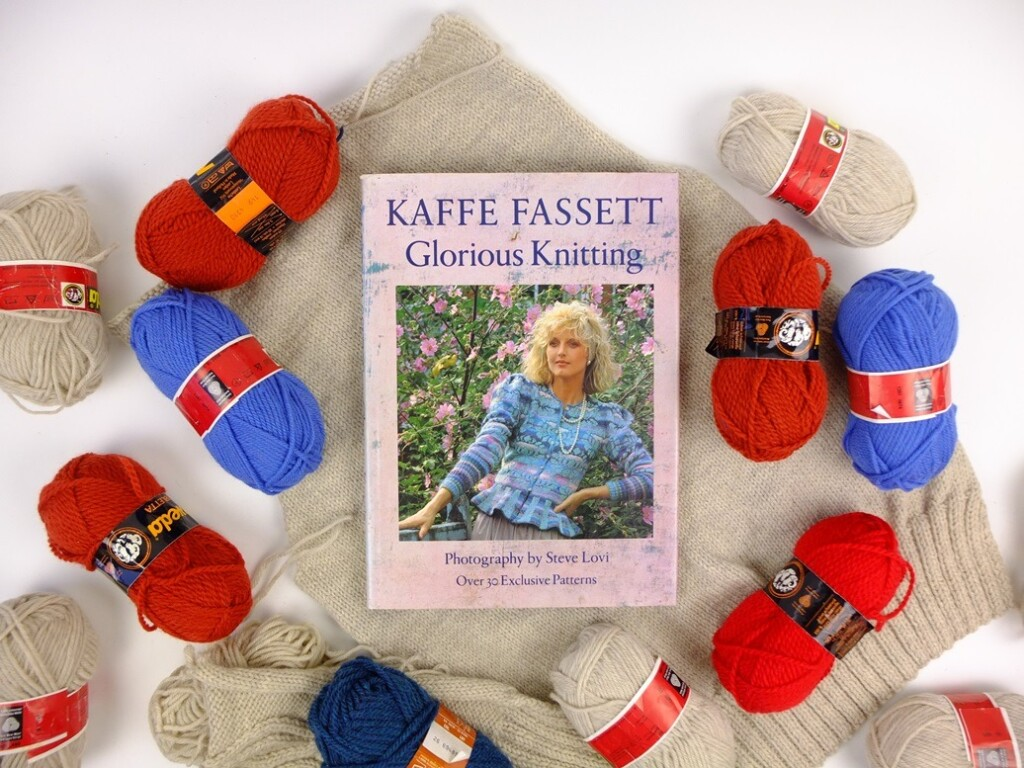 Boek Glorious Knitting Kaffe Fassett