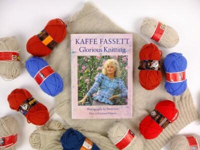 Boek Glorious Knitting Kaffe Fassett