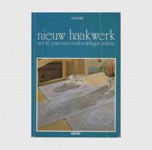 Boek Nieuw Haakwerk