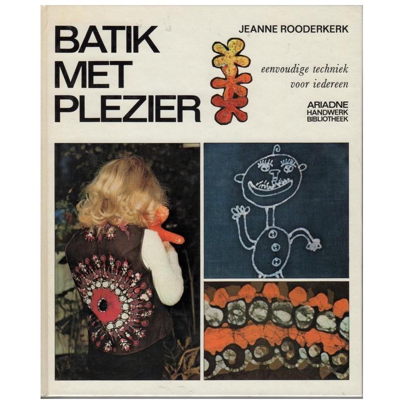 Boek Batik met plezier