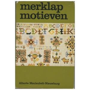 Boek Merklap motieven