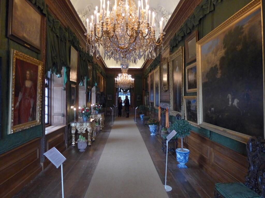 Schilderijen galerij paleis het Loo