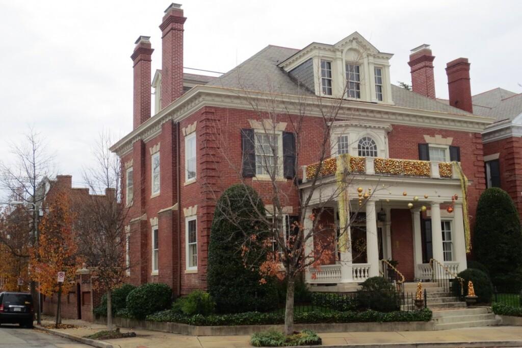 Victoriaans huis Amerika