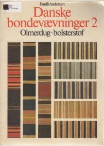 Boek Danske bondevaevninger 2