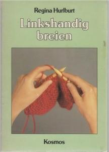 Boekje linkshandig breien