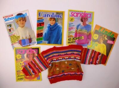 Brei tijdschriften met vrouwennamen