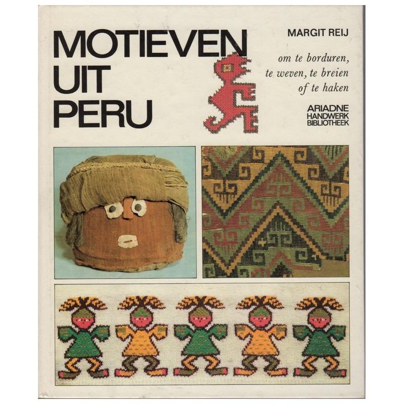 Boek Motieven uit Peru
