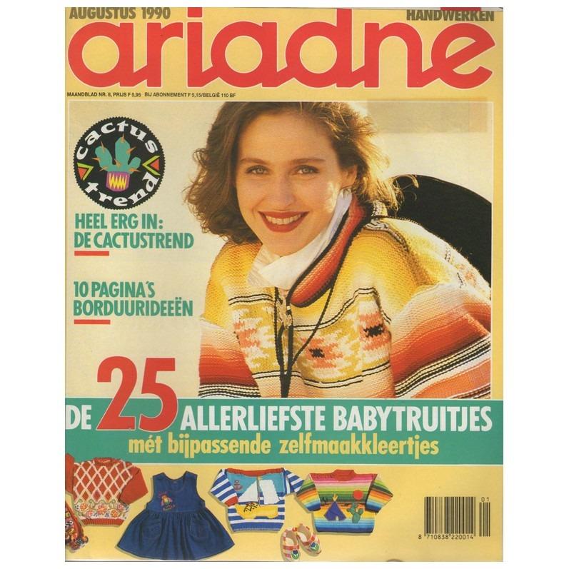 Ariadne augustus 1990