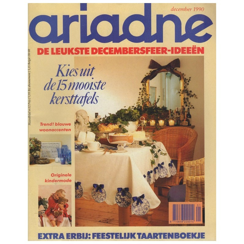 Ariadne december 1990