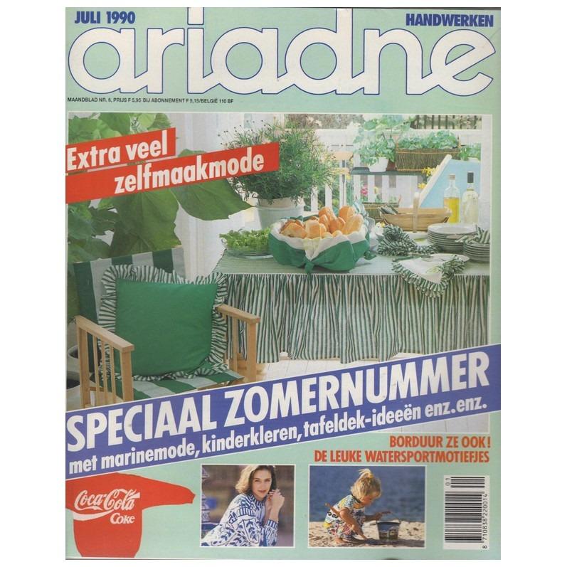 Ariadne juli 1990