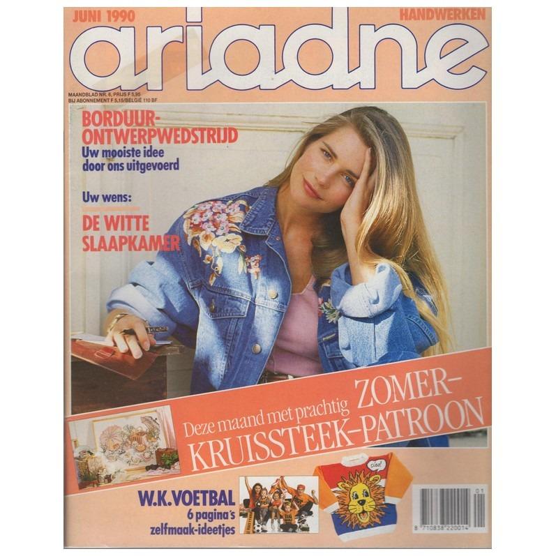 Ariadne juni 1990
