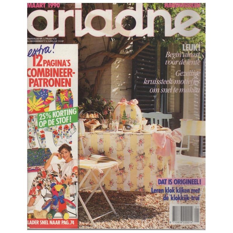 Ariadne maart 1990