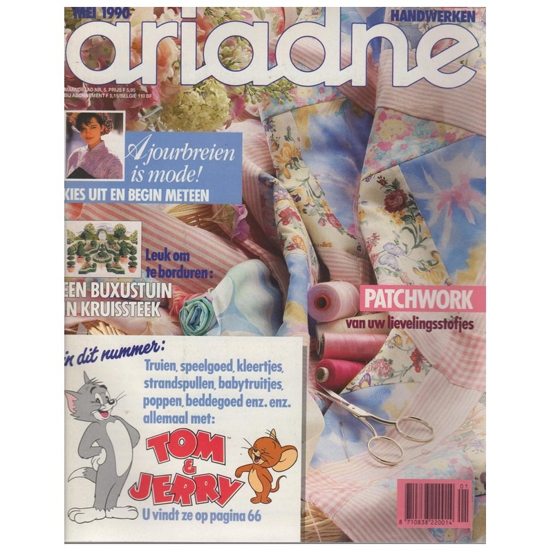 Ariadne mei 1990