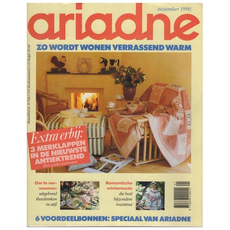 Ariadne november 1990