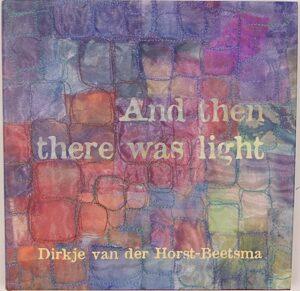 Boek Dirkje van der Horst