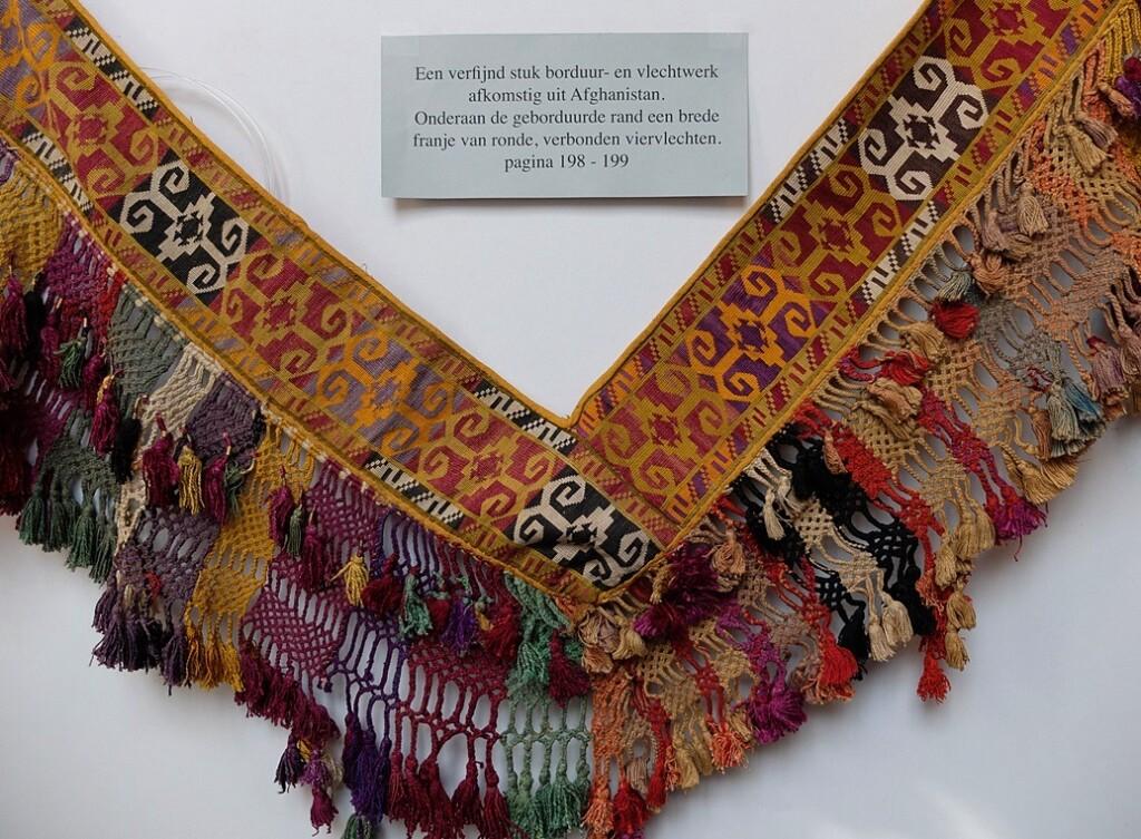Handwerk uit Afghanistan uit collectie Beukers