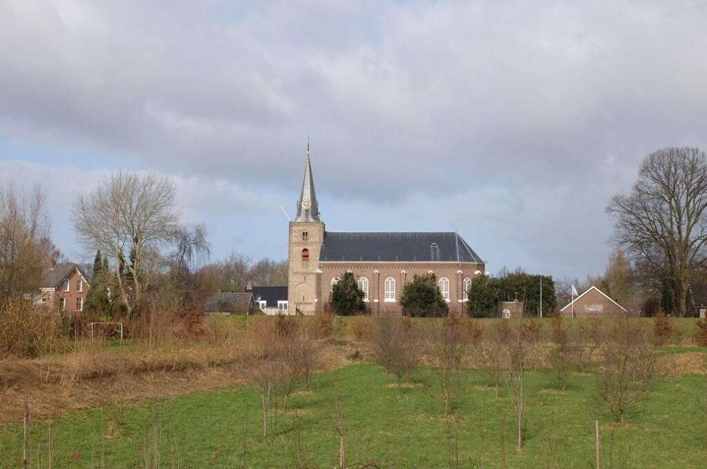 Kerkje bij Rossum