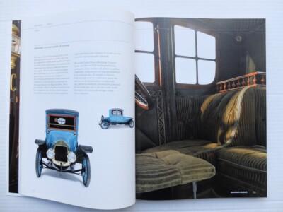 Pagina uit catalogus Louwman Coupé de voyage