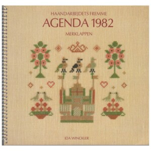 Agenda 1982 Merklappen