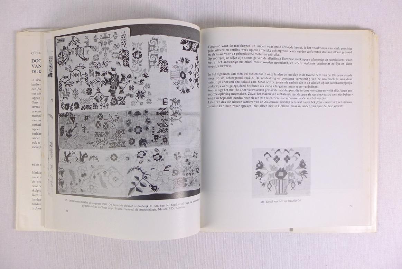 Bladzijde uit Boek Door het oog uit duizend naalden (5)