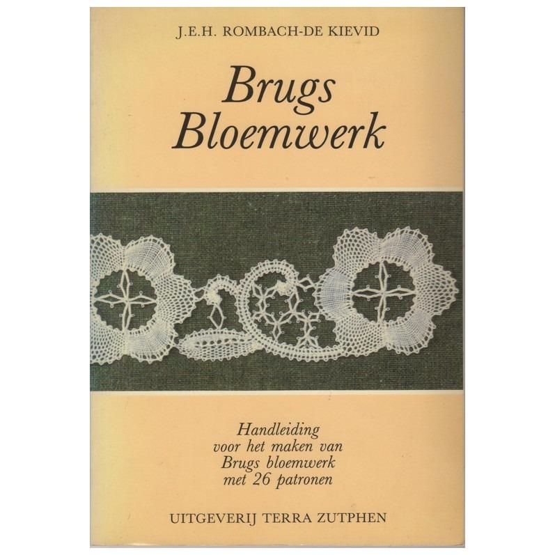 Boek Brugs bloemwerk
