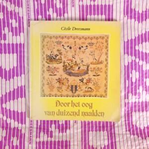 Boek Dreesmann Door het oog van duizend naalden